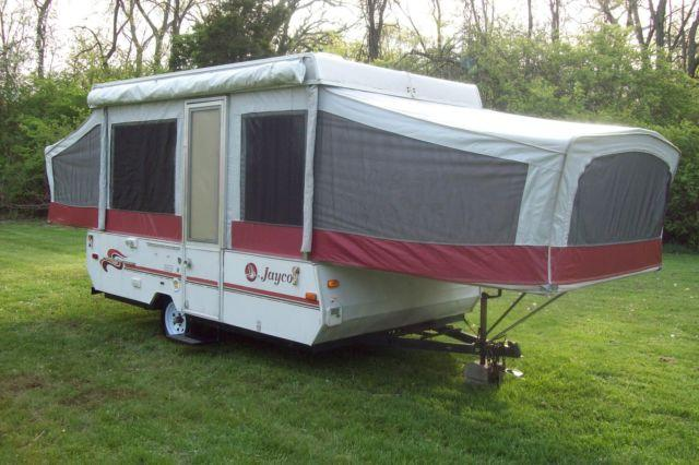1995 Jayco Eagel Pop Up Clean Sleeps 6 For Sale In Liberty