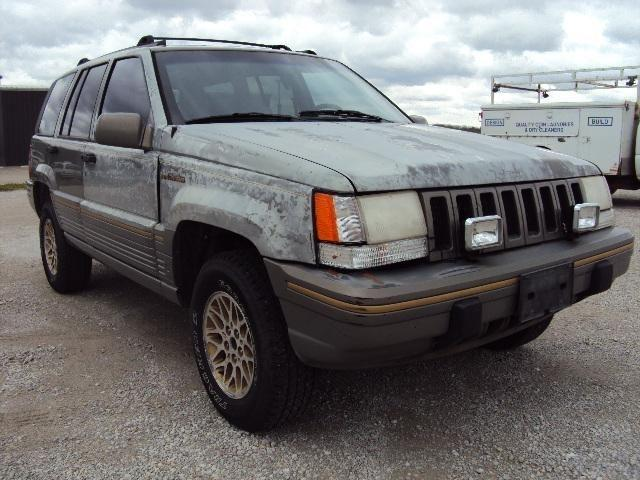 1995 jeep grand cherokee limited for sale in eureka illinois classified. Black Bedroom Furniture Sets. Home Design Ideas