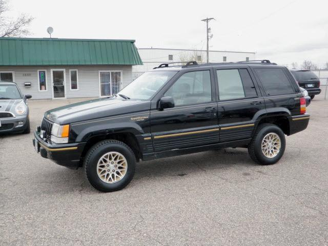 1995 jeep grand cherokee limited for sale in hopkins minnesota classified. Black Bedroom Furniture Sets. Home Design Ideas