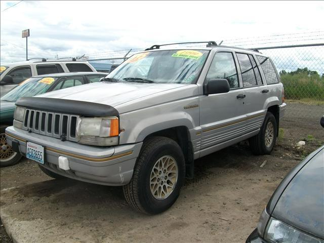 1995 jeep grand cherokee limited for sale in airway heights washington classified. Black Bedroom Furniture Sets. Home Design Ideas