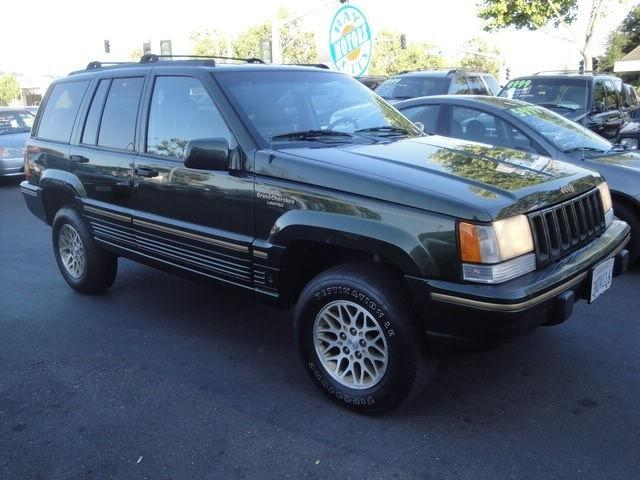 1995 jeep grand cherokee limited for sale in san leandro california. Cars Review. Best American Auto & Cars Review