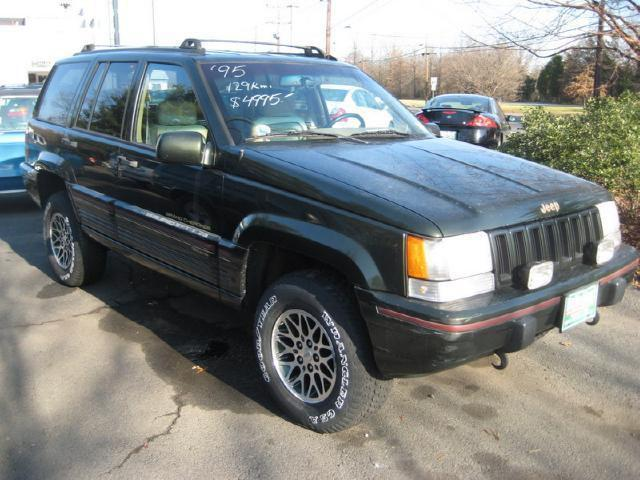 1995 jeep grand cherokee limited for sale in belle mead new jersey. Cars Review. Best American Auto & Cars Review