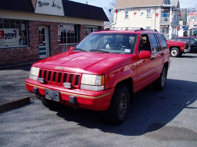 1995 jeep grand cherokee limited for sale in dunellen new jersey classified. Black Bedroom Furniture Sets. Home Design Ideas
