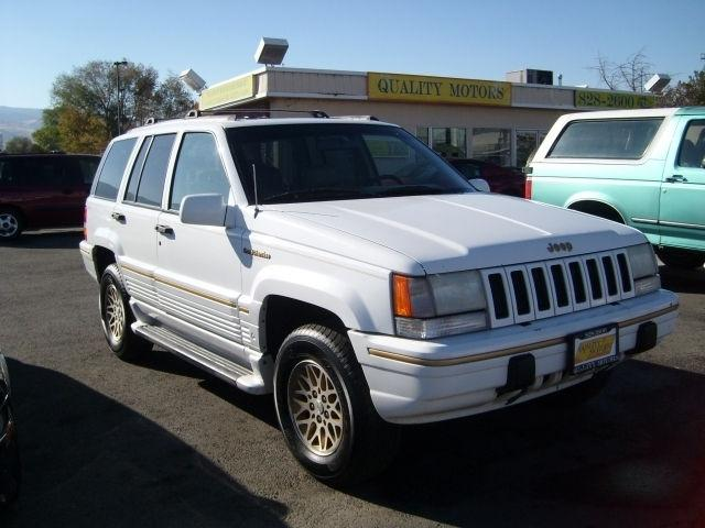1995 Jeep Grand Cherokee Limited For Sale In Reno Nevada
