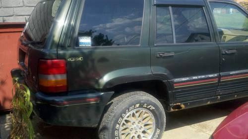 1995 jeep grand cherokee orvis edition for sale in kittanning pennsylvania classified. Black Bedroom Furniture Sets. Home Design Ideas