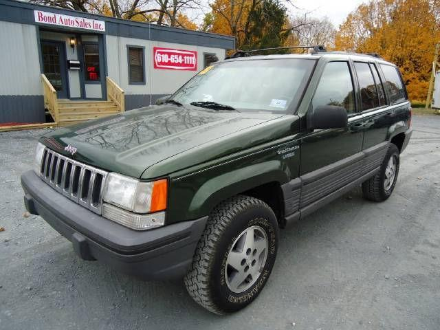 1995 jeep grand cherokee se for sale in pen argyl pennsylvania. Cars Review. Best American Auto & Cars Review