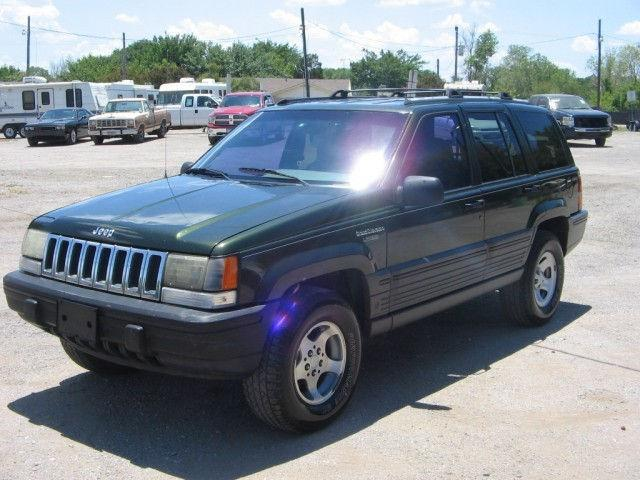 1995 jeep grand cherokee se for sale in fort worth texas classified. Black Bedroom Furniture Sets. Home Design Ideas