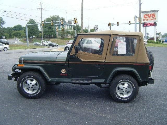 1995 jeep wrangler 1995 jeep wrangler car for sale in forest va 4367322779 used cars on. Black Bedroom Furniture Sets. Home Design Ideas