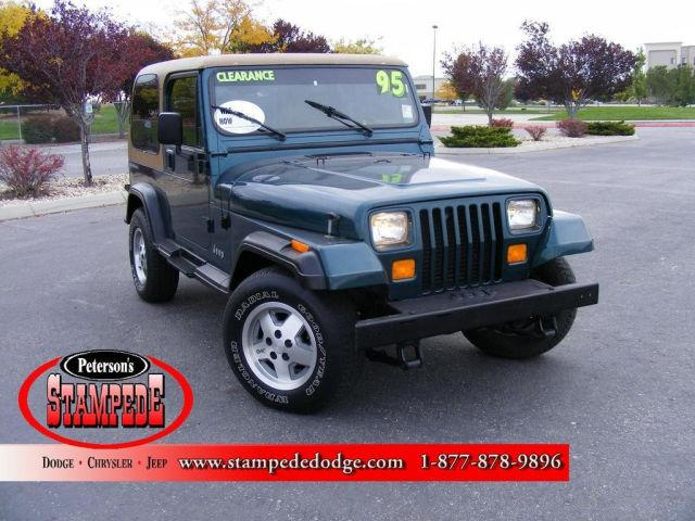 1995 jeep wrangler for sale in nampa idaho classified. Cars Review. Best American Auto & Cars Review