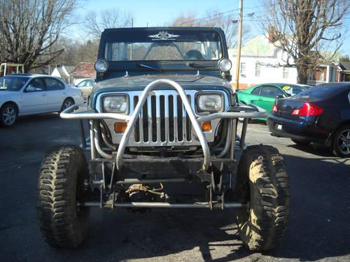 1995 jeep wrangler for sale in mcminnville tennessee classified. Cars Review. Best American Auto & Cars Review