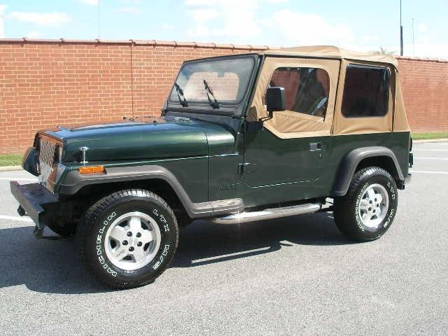 jeep wrangler s 1995 jeep wrangler s car for sale in thomasville nc. Cars Review. Best American Auto & Cars Review