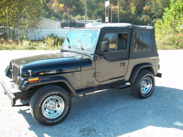 1995 jeep wrangler s 1995 jeep wrangler s car for sale in louisa ky 4366997897 used cars. Black Bedroom Furniture Sets. Home Design Ideas
