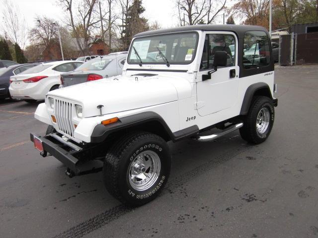 1995 jeep wrangler s 1995 jeep wrangler car for sale in boise id. Cars Review. Best American Auto & Cars Review