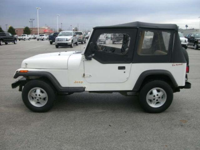 1995 jeep wrangler s for sale in oregon ohio classified. Cars Review. Best American Auto & Cars Review