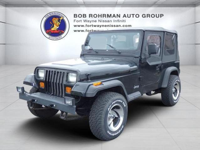 1995 jeep wrangler s for sale in fort wayne indiana classified. Black Bedroom Furniture Sets. Home Design Ideas