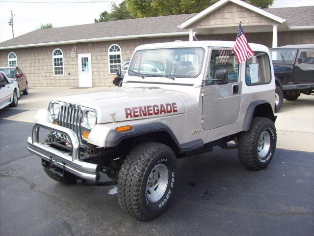 1995 jeep wrangler s for sale in nashville illinois classified. Cars Review. Best American Auto & Cars Review