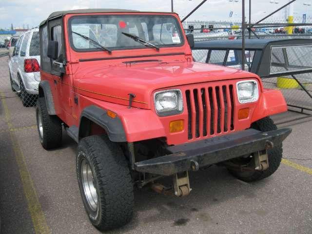 Al Serra Colorado Springs >> 1995 Jeep Wrangler S for Sale in Colorado Springs