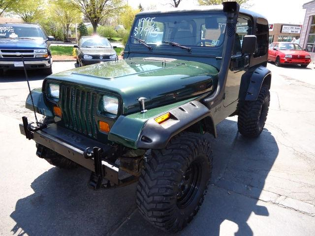 1995 jeep wrangler sahara for sale in mechanicsburg pennsylvania. Cars Review. Best American Auto & Cars Review