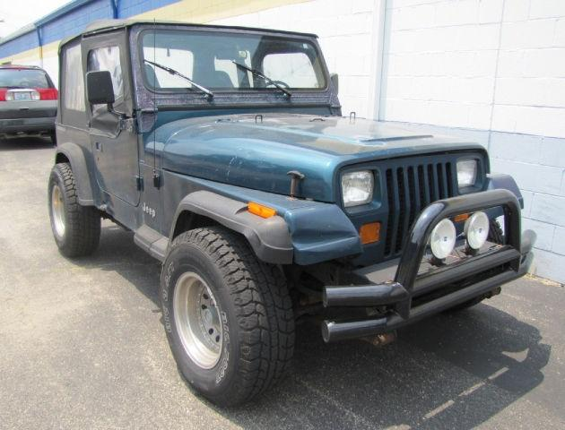 1995 jeep wrangler se 4wd for sale in louisville kentucky classified. Cars Review. Best American Auto & Cars Review