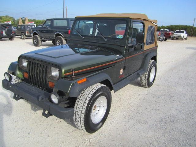 1995 jeep wrangler for sale in leander texas classified. Cars Review. Best American Auto & Cars Review