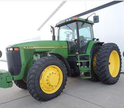 1995 John Deere 8300 For Sale In Jasper Minnesota 56144