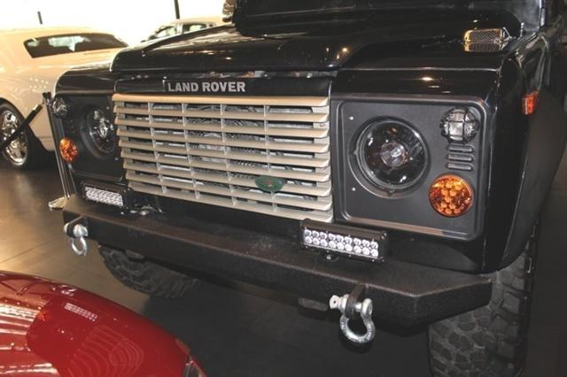 1995 Land Rover Defender 90 Soft Top Price On Request