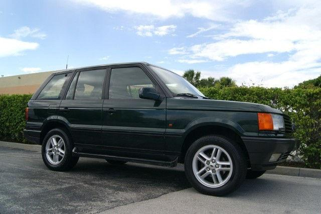 1995 land rover range rover 4 0 se 4wd for sale in pompano beach florida classified. Black Bedroom Furniture Sets. Home Design Ideas