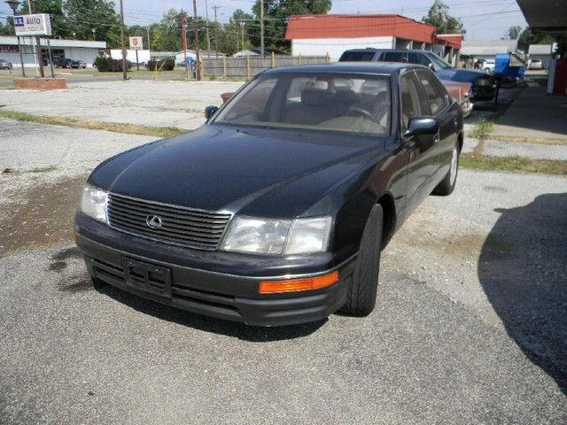 1995 lexus ls 400 for sale in evansville indiana