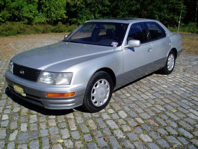 Carfax Dealer Login >> 1995 Lexus LS 400 for Sale in Summit, New Jersey