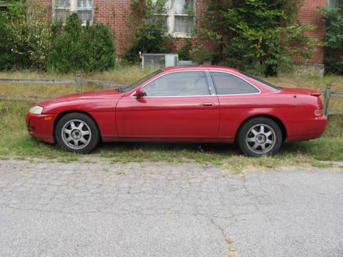 1995 Lexus SC400 - (Warrenton NC) for Sale in Warrenton ...