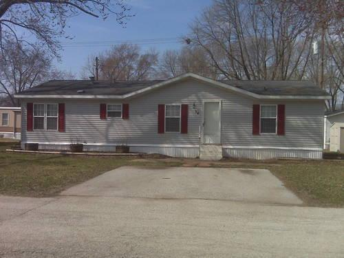 1995 Liberty Double Wide Mobile Home- 3Bdrm 2Bath- Woodland Park, IL on homes for rent illinois, luxury homes illinois, historic homes in illinois,