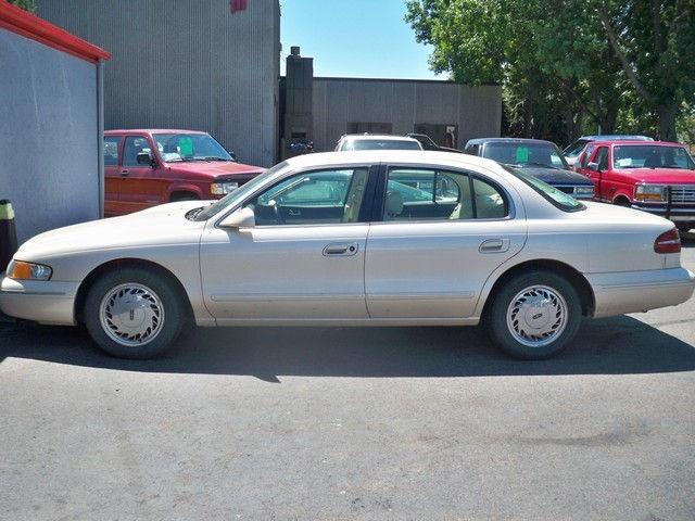 1995 lincoln continental for sale in sioux falls south dakota