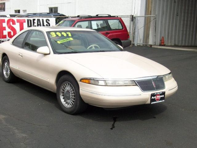 1995 lincoln mark viii lsc for sale in banning california. Black Bedroom Furniture Sets. Home Design Ideas