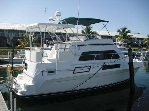 1995 mainship 37 motor yacht for sale in cross key for Motor yachts for sale in florida