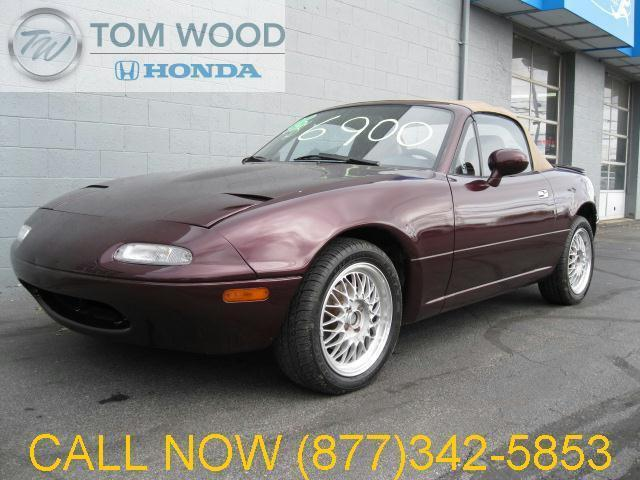 1995 mazda miata mx 5 m edition for sale in anderson indiana classified. Black Bedroom Furniture Sets. Home Design Ideas