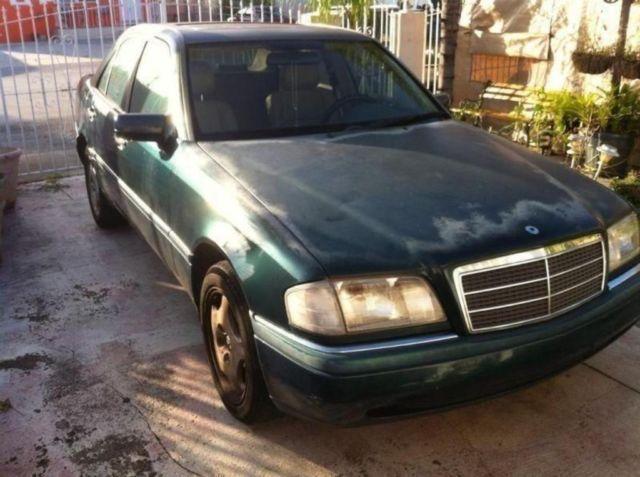 1995 Mercedes Benz C280. 78,000 Miles (no Reverse) For