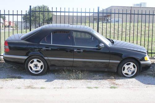 1995 mercedes benz c280 all parts available call for
