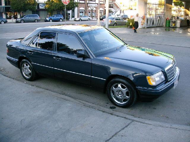 1995 mercedes benz e class e320 for sale in sherman oaks