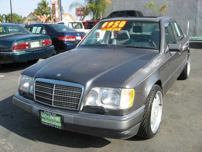 1995 mercedes benz e class sedan e 320 for sale in for 1995 mercedes benz e320