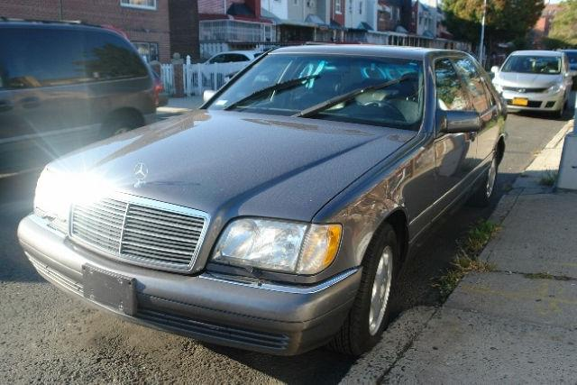 1995 mercedes benz s class s320 for sale in bronx new for Mercedes benz bronx