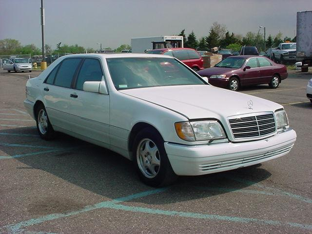 1995 mercedes benz s class s320 lwb for sale in pontiac for Mercedes benz 1995 s320