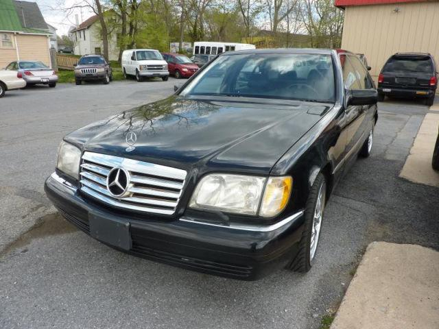 1995 mercedes benz s class s500 for sale in winchester virginia classified. Black Bedroom Furniture Sets. Home Design Ideas