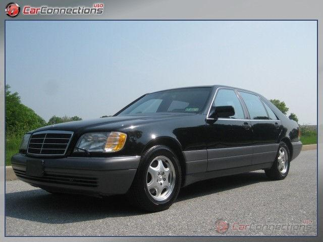 1995 mercedes benz s class s500 for sale in west chester for 1995 mercedes benz s class