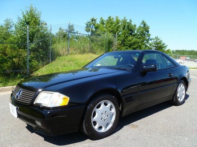 1995 mercedes benz sl class sl500 roadster for sale in for 1995 mercedes benz sl500