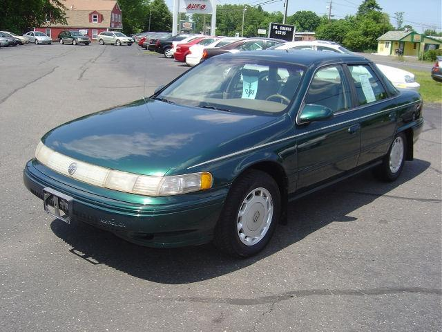 1995 mercury sable gs for sale in east windsor. Black Bedroom Furniture Sets. Home Design Ideas