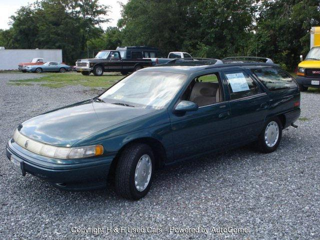 1995 mercury sable gs for sale in purcellville virginia. Black Bedroom Furniture Sets. Home Design Ideas