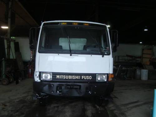 1995 mitsubishi 17 39 ice cream truck cold plate reefer non cdl for sale in newark new jersey