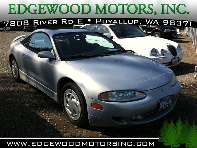 1995 mitsubishi eclipse gs for sale in puyallup washington classified. Black Bedroom Furniture Sets. Home Design Ideas