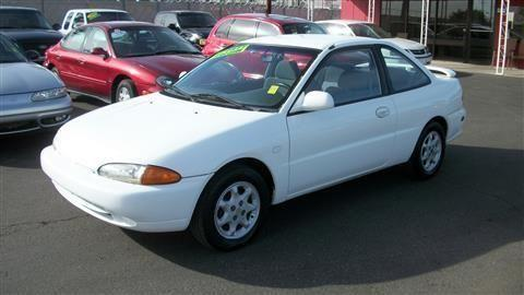 Gas Prices Tucson >> 1995 Mitsubishi Mirage Coupe LS Coupe 2D for Sale in Mesa ...