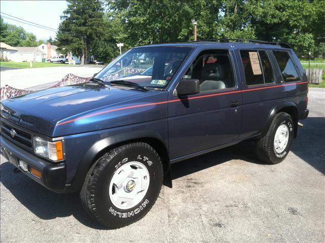 1995 Nissan Pathfinder For Sale In Carlisle Pennsylvania